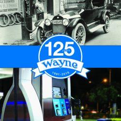 Wayne : 1891-2016, 125 ans