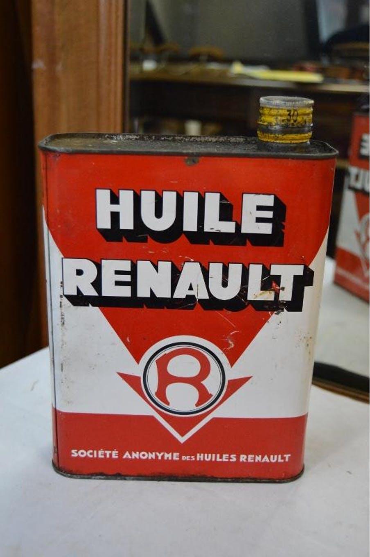 Bidon Huile Renault