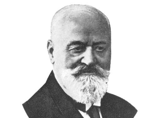Dr Jakob Kienzle (1849-1935)